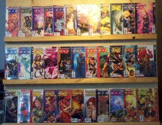 Ultimate x Men Comics 34 Book Lot 3 87 Listed Mark Millar