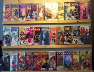 Ultimate x Men Comics 34 Book Lot 3 87 Listed Mark Millar