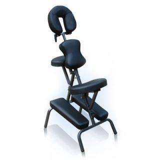 CBI Portable Leather Massage Chair Spa Salon Tattoo
