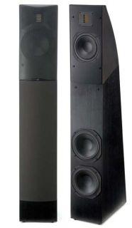 Martinlogan Motion 12 Floor Standing Stereo Speaker Black Each