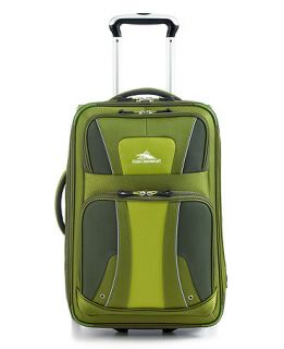 High Sierra Suitcase, 22 Evolution Rolling Carry On Upright   Luggage