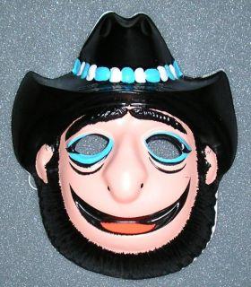 1981 Truck Shackley Halloween Mask Sid Marty Krofft