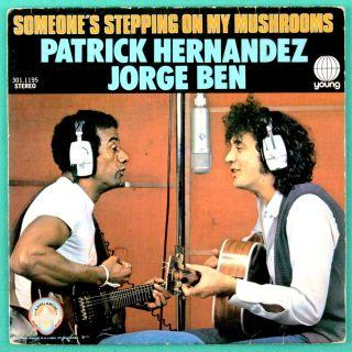 Jorge Ben Patrick Hernandez Groove Samba Soul Brazil