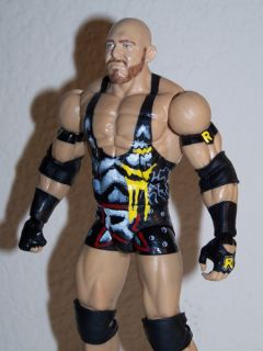 Mattel Ryback Skip Nexus WWE ROH Elite TNA Custom Legends WCW Classic