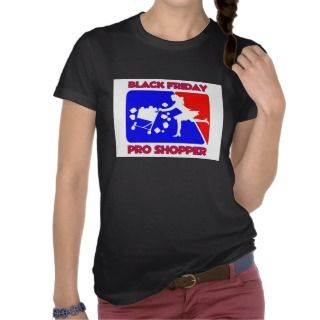 Black Friday Pro Shopper T Shirt