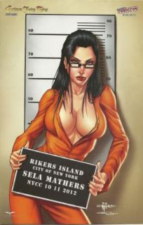 Fairy Tales 78 Rikers Island Sela Mathers New York City Cover