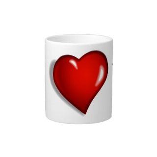 CheekEEs new coffee mug Extra Large Mug