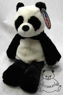 Marshmallow Panda Bear Mary Meyer Plush Toy Stuffed Animal Zoo