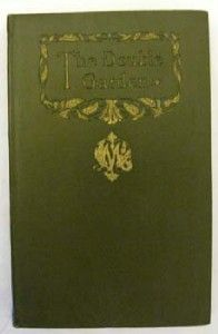 RARE Antique The Double Garden Maurice Maeterlinck 1914