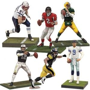 McFarlane NFL Series 29 Assorted Case Preorder Ships July 2012