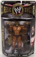 Classic Superstars figure Series 16 1 of 500 Giant Gonzalez REAL FUR
