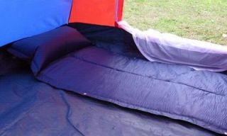 Dual Valve Self Inflating Mattress Air Bed Pillow Exten