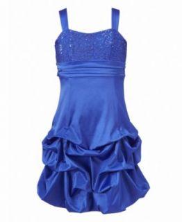 Ruby Rox Girls Dress, Girls Sequin Pick Up Dress