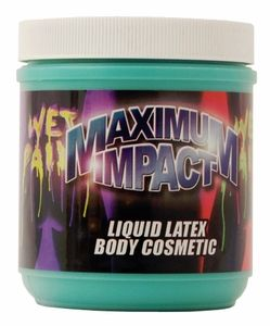 Art Paint Painting Costume Maximum Impact Cosmetic 16 oz Green