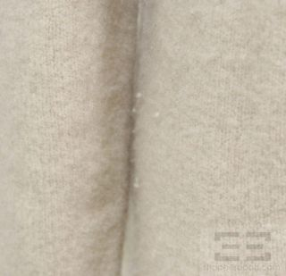 MaxMara Beige Wool Angora Turtleneck Sweater Size Extra Large