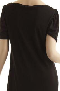 BCBG Max Azria Collection Black Dress New Size M