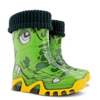Kids Boys Girls Wellington Boots Wellies Rainy Boots UK Size 7 11 EUR