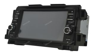 DVD GPS Navi Radio RDS Autoradio Headunit For MAZDA CX 5 CX5 2012 2013
