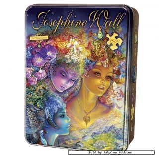 picture 2 of Masterpieces 1000 pieces jigsaw puzzle Josephine Wall