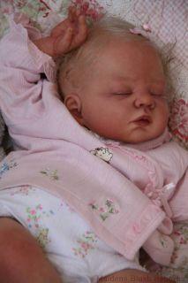 Reborn Baby Doll Caroline by Petra Lechner So Sweet ♥♥