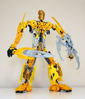 Lego 8998 Bionicle Toa Mata Nui RARE Collectors Set Boxed 100 Complete