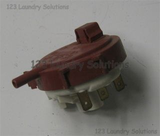 Frigidaire Washer Water Pressure Switch 134433701