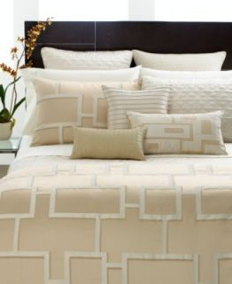 Hotel Collection Maze Duvet Cover Full Queen