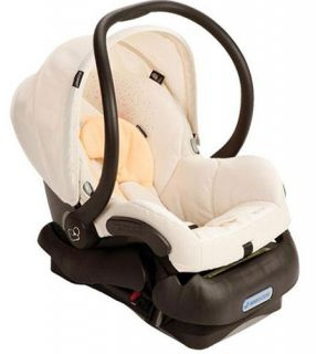 Maxi Cosi Mico Infant Baby Car Seat w Base Natural Bright New IC099BIQ