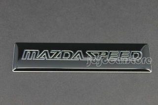 Mazda MS Trunk Emblem Badge Decal Sticker 3 5 6 RX7 RX8 MX5 Miata MX6