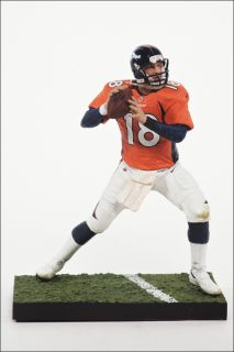 McFarlane NFL 30 Peyton Manning Denver Broncos Indianapolis Colts