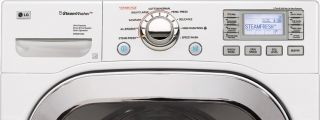 Front Load Steam Cycle Washer 4.5 Cu. Ft. ULTRA CAPACITY   WM3001HWA