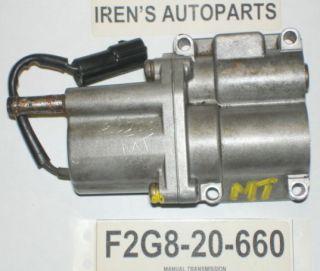 91 93 Mazda B2200 MT Idle Air Control IAC F2G8 20 660