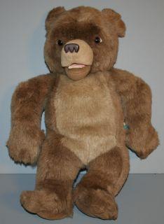 Maurice Sendaks Little Bear (written by Else Minarik) Talking Plush