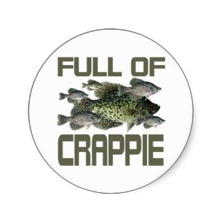 Full of CrappieThose who love fishing for crappie and other panfish