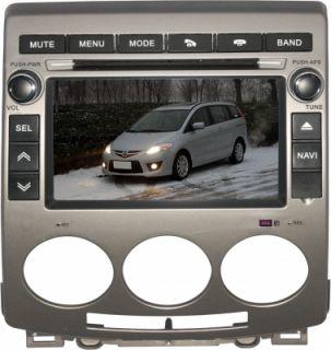 Mazda5 OEM Touchscreen Autoradio Navigation GPS DVD  USB 3D TV