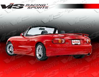 1999 2003 Mazda Miata 2dr Magnum Vis Full Body Kit