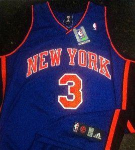 Tracy McGrady Vintage New York Knicks Adidas NBA Authentics Jersey New