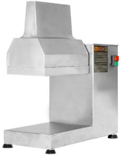 Omcan Commercial Electric Table Top Meat Tenderizer Model ABN HD 17847