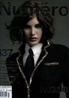 Numero Magazine 137 Fashion Women Catherine McNeil Mode