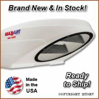 Maxxair Fan Mate Model 800 RV Fan and Vent Rain Cover