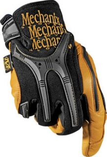 Mechanix Commercial Grade CG40 Gloves in Black, Mechanix Leather Glove