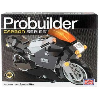 Mega Bloks Pro Builder Carbon Series 3268 Limited Edition Racing