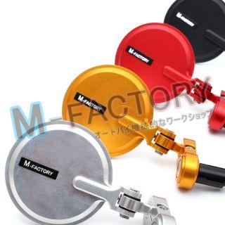 CNC Bar End Mirrors Honda CB 600 F 900 1000 1300 SF Hornet