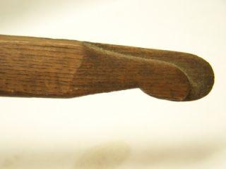 Antique OAK Furniture Part? Melvin T Strider Charlestown WV Mortuary