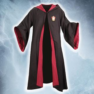 Harry Potter Gryffindor Deluxe School Robe Replica Young Adult New
