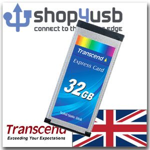 32GB Solid State Disk SSD Laptop Memory Express Card UK