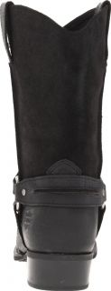 Harley Davidson Stan Mens Leather Riding Boot Shoes All Sizes