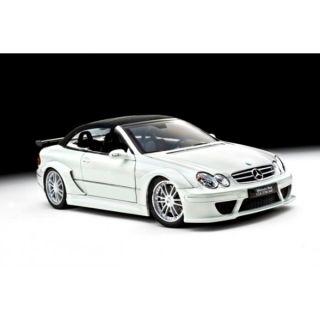 Mercedes Benz CLK DTM AMG Cabriolet White 1 18 08462W