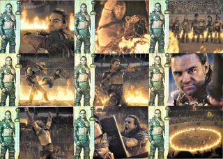 Spartacus 2012 Premium Series Master Set