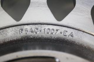Mercury Grand Marquis 16 Chromed Rim Wheel 3049